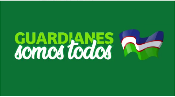 Video campaña guardianes